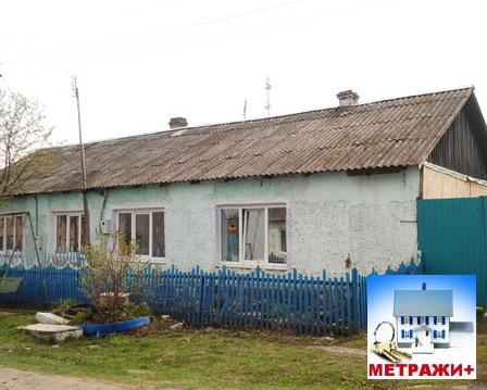 Часть дома в п. Маяк Камышловского района