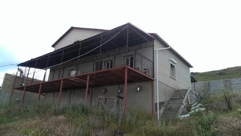 Купить дом в Алуште с. Лучистое, с участком 10 соток