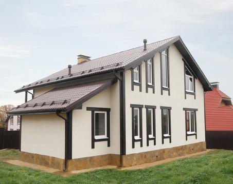 Дом 225 кв.м в п.Подосинки Дмитровский р-н.