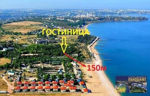 Гостиница на берегу дома пляж Учкуевка