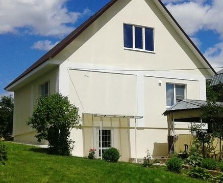 Продается 2х-этажный дом с мансардой 168 кв.м на участке 6 соток