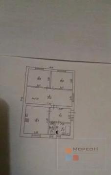 Дом 70.4 м на участке 4.4 сот.