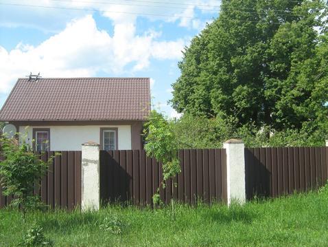 Уютный домик в черте города на лб