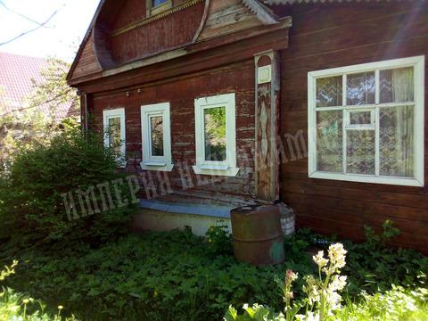 Дом, 60 кв.м, деревянный, участок 8 сот.
