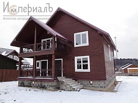 Новый дом 265 кв.м на участке 15 соток