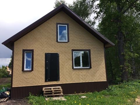 Урняк дом с участком рядом с лесом газ свет вода