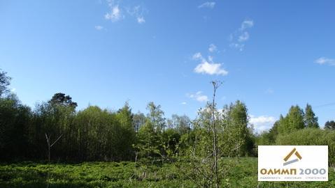 Участок ИЖС 25 соток в поселке Прибылово