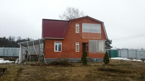 Дом, Щелковское ш, Горьковское ш, 30 км от МКАД, Лосино-Петровский г, .