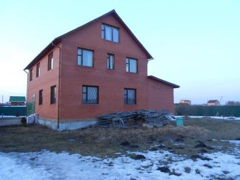Дом Павлово-Посадский р-н, п.Большие Дворы ул Полевая