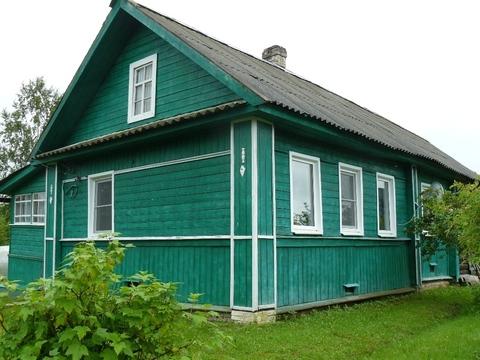 Продаётся дом с баней в д. Нарезка Любытинского р-на