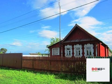 Продаем бревенчатый дом с баней на 25 сотках в Егорьевском районе