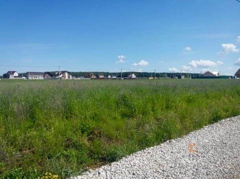 Продается земельный участок 10 соток. д. Большое Петровское.