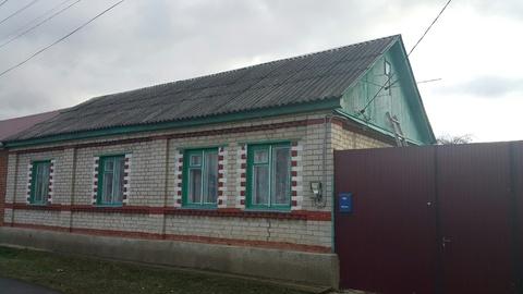 Дом по ул.Ново-Воронежская