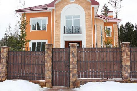 Дом 309 кв.м, Участок 17 сот. , Киевское ш, 40 км. от МКАД.