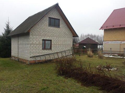 Дом 45 кв.м, Участок 6 сот. , Горьковское ш, 32 км. от МКАД.