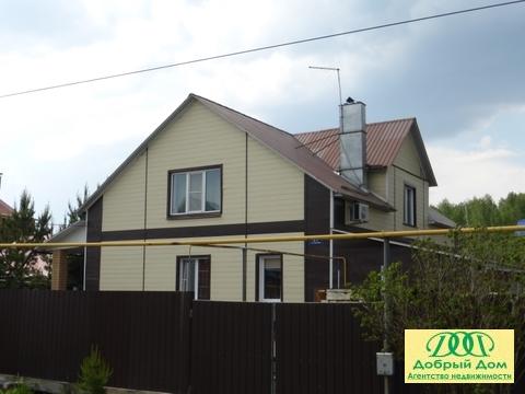 Продам жилой дом с ремонтом в Новоказанцево