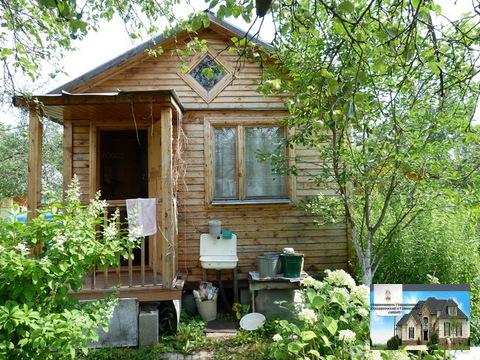 Дом, 50 м2, участок, 6 соток Россия, Московская область, Воскресенский