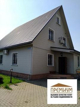 Продается дом 232м2/16,5с в мкрн. Барыбино, ул. Куйбышева