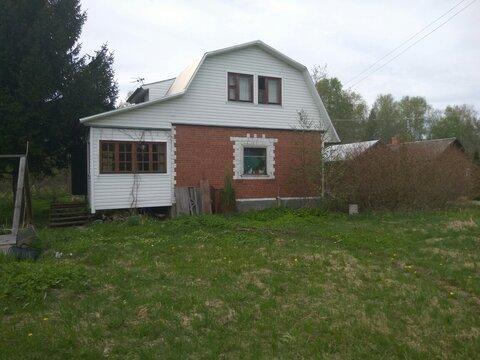 Продается дом д. Михайловка