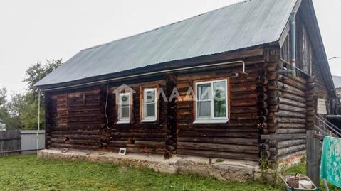 Селивановский район, посёлок Новый Быт, Песочная улица, дом на .