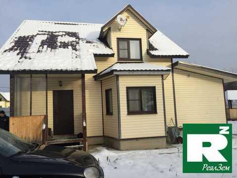 Продается двухэтажный дом 240кв.м.СНТ Лесные озера, Калужская область.