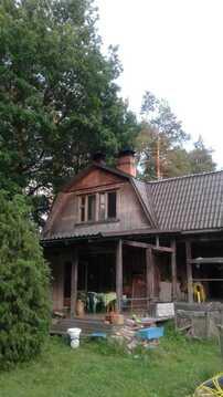 Дом с участком СНТ