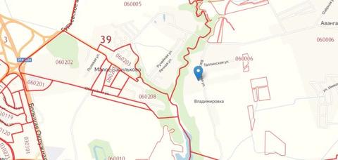 Продажа участка, Гурьевск, Гурьевский район, Посёлок Владимировка .