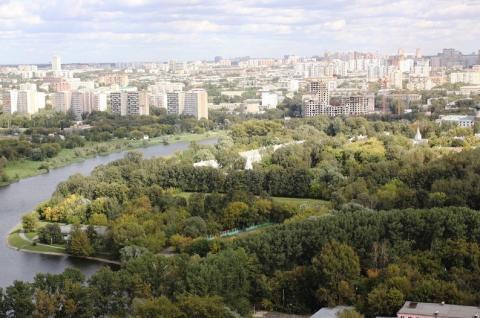 Имущественный земельный комплекс в историческом месте старой Москвы