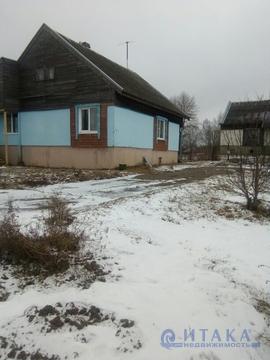 Продам часть дома на берегу реки Великая