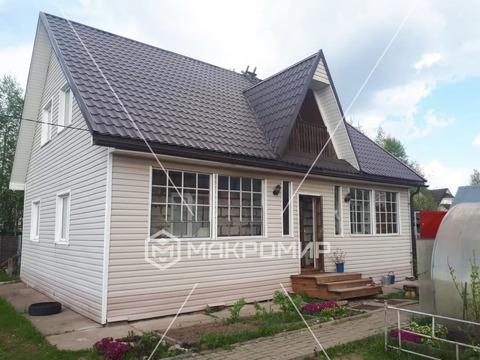 Продажа дома, Сертолово, Всеволожский район, Черная Речка мкр.