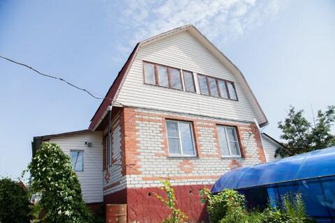 Продается дом в г. Чехов, ул. Верхняя