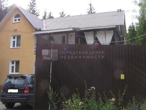 Дом 360 кв.м, Участок 11 сот. , Минское ш, 41 км. от МКАД.