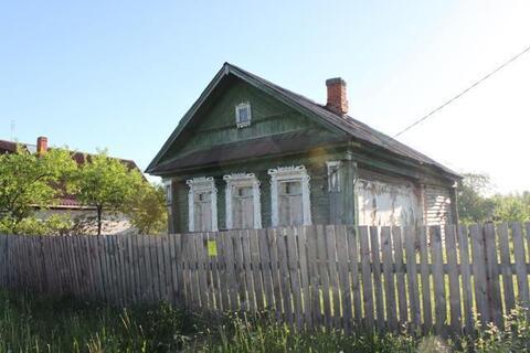 Дом в деревне Понарино, 9 соток земли