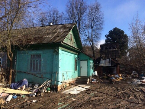 Дом в Солнечногорске