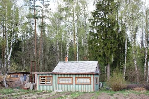 Дача в деревне Юрьево