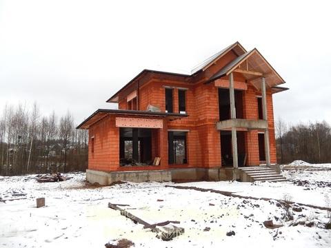 Коттедж, Киевское ш, 25 км от МКАД, Ильичевка, Коттеджный поселок .