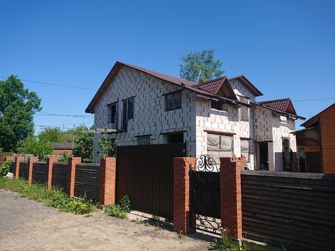Продам дом в Ступино (хапок), Свободный переулок.