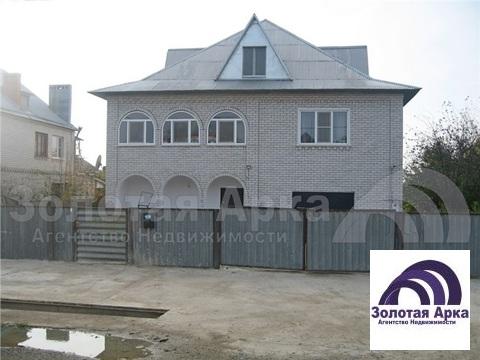 Продажа дома, Абинск, Абинский район, Яблочная улица
