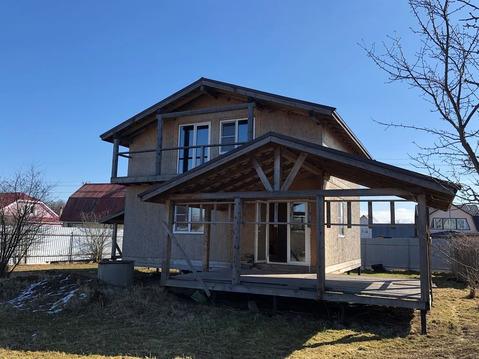 Продаётся жилой дом в деревне Пешково