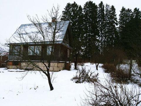 Рощино зимний дом 51 кв.м. на участке 10 соток