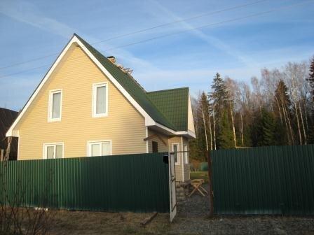 Продается 2х этажная дача 150 кв.м. на участке 10 соток
