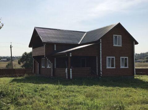 Новый дом в деревне 75 км от МКАД по Ярославскому шоссе