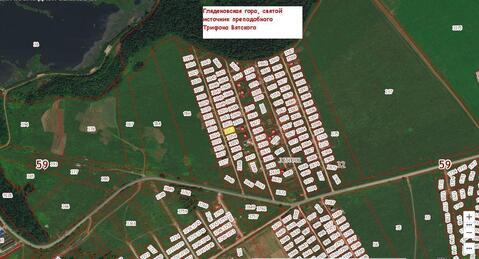Земельный участок под ИЖС в 10 км.от Перми