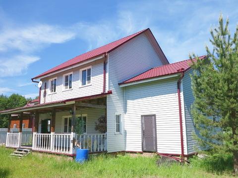 Большой дом 250 кв.м, 12 соток у леса, р-н Дорохово, 75 км МКАД.