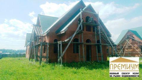 Дом 280 м2 в ДНП Солнечный с. Константиновское