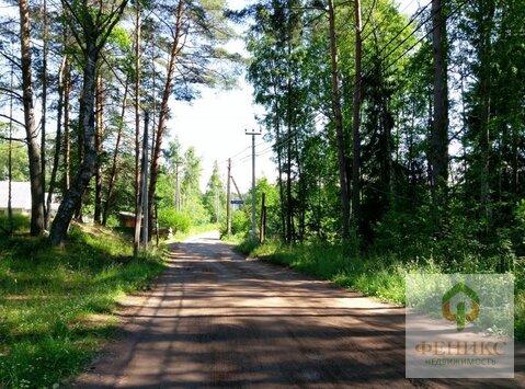 Участок ИЖС 15 соток в д. Мустово
