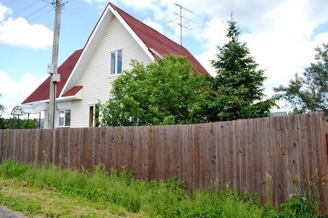Продается замечательный дом 160 кв.м, участок 10 сот. , Киевское ш, .