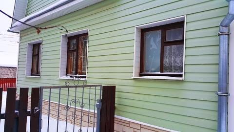 Продается газифицированный дом в г.Кольчугино.