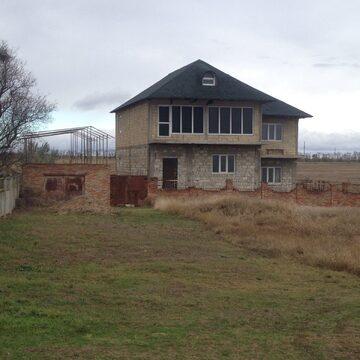 Продам новый дом 352 кв.м. Героевское с шикарным видом на Черное море