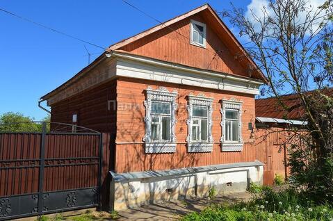 Боровск. Жилой дом в центре города на участке 15 соток. Магистральн.